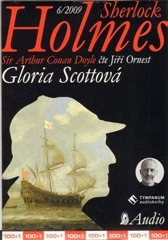 Obálka titulu Sherlock Holmes - Gloria Scottová - 6/2009