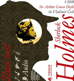 Obálka titulu Sherlock Holmes - Žlutá tvář