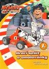 Obálka knihy Roary-Hrací sešit a omalovánky 1