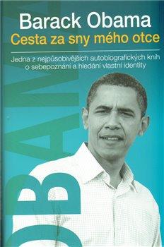 Obálka titulu Barack Obama - Cesta za sny mého otce