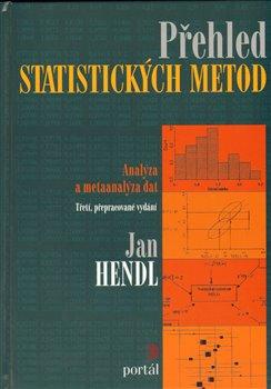 Obálka titulu Přehled statistických metod zpracování dat /3.vydání/