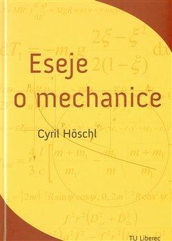 Obálka titulu Eseje o mechanice