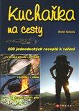 Obálka knihy Kuchařka na cesty