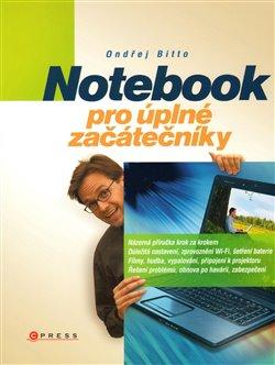 Obálka titulu Notebook pro úplné začátečníky