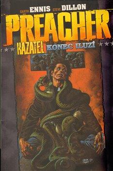 Obálka titulu Preacher 5.-Konec iluzí