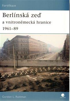 Obálka titulu Berlínská zeď