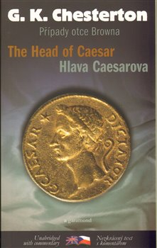 Obálka titulu Hlava Caesarova /The Head of Caesar