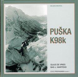 Obálka titulu Puška K98k