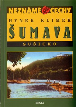 Obálka titulu Šumava - Sušicko
