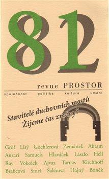 Obálka titulu Prostor 81/82