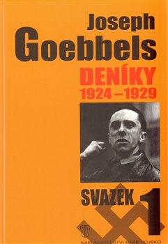 Obálka titulu Joseph Goebbels: Deníky 1924-1929