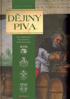 Obálka titulu Dějiny piva