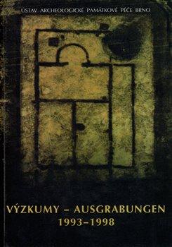 Obálka titulu Výzkumy - Ausgrabungen 1993-1998
