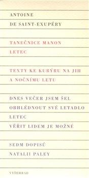 Obálka titulu Tanečnice Manon a jiné drobné texty