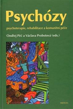Obálka titulu Psychózy