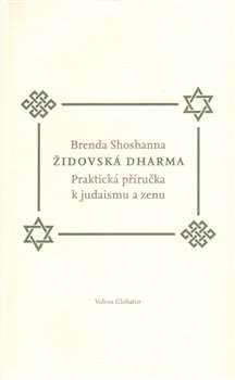 Obálka titulu Židovská dharma