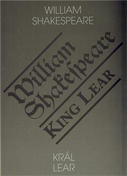 Obálka titulu Král Lear / King Lear