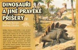 Obálka titulu Dinosauři a jiné pravěké příšery