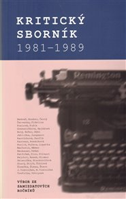 Kritický sborník 1981–1989.