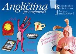 Obálka titulu Zábavná angličtina pro děti