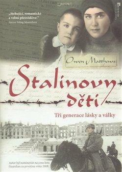 Obálka titulu Stalinovy děti
