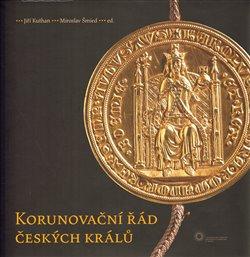 Obálka titulu Korunovační řád českých králů