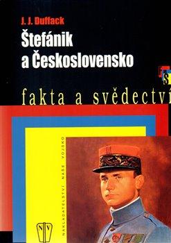 Obálka titulu Štefánik a Československo