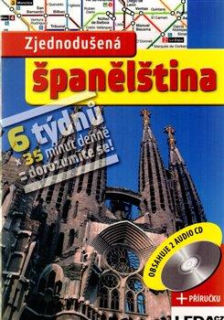 Obálka titulu Zjednodušená španělština