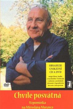 Obálka titulu Chvíle posvátná + CD + DVD