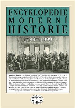 Obálka titulu Encyklopedie moderní historie 1789-1999
