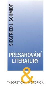 Obálka titulu Přesahování literatury
