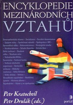 Obálka titulu Encyklopedie mezinárodních vztahů