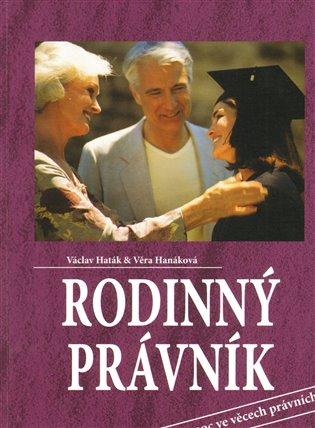 Rodinný právník - Věra Hanáková, | Booksquad.ink