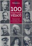 Obálka knihy 100 nejslavnějších vědců v dějinách
