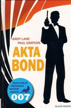 Obálka titulu Akta Bond