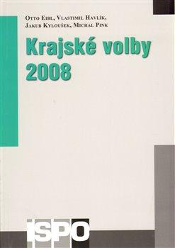 Obálka titulu Krajské volby 2008