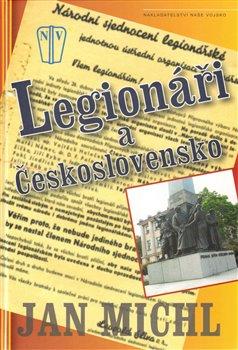 Obálka titulu Legionáři a Československo