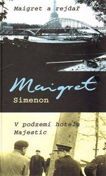 Obálka titulu Maigret a rejdař