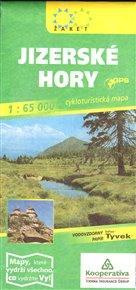 Jizerské hory - cykloturistická mapa 1:65 000