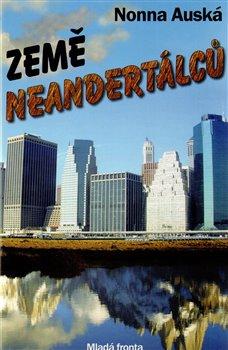 Obálka titulu Země Neandertálců