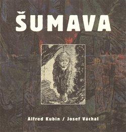 Obálka titulu Šumava - Alfred Kubin/Josef Váchal