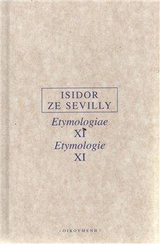 Obálka titulu Etymologie XI