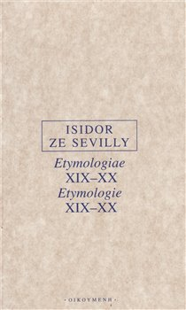 Obálka titulu Etymologie XIX-XX