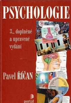 Obálka titulu Psychologie - příručka pro studenty