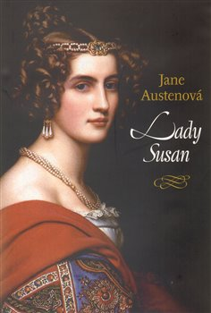 Obálka titulu Lady Susan