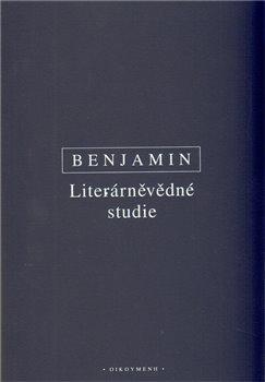 Obálka titulu Literárněvědné studie