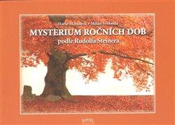 Obálka titulu Mysterium ročních dob podle Rudolfa Steinera