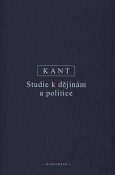 Obálka titulu Studie k dějinám a politice