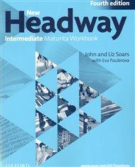 New Headway Intermeditate the Fourth Edition - Maturita Work Book (Czech Edition)