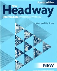 New Headway Intermeditate the Fourth Edition - Work Book With Key